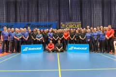 Badminton, Austrian Open